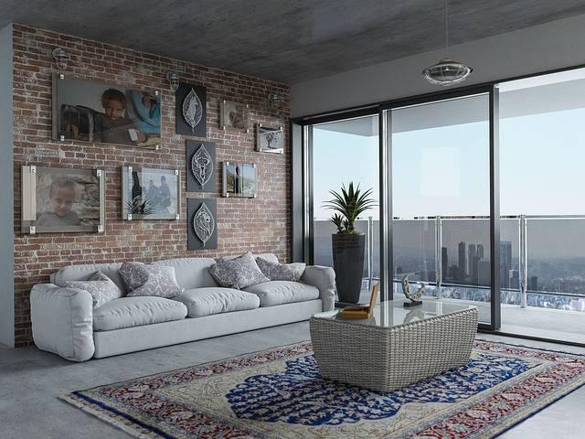 Window Furniture Room Inside The - Free photo on Pixabay (633853)