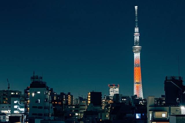 Tokyo Sky Tree Japan - Free photo on Pixabay (633854)