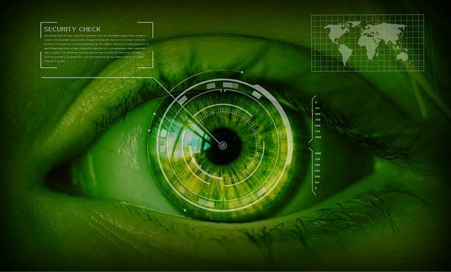 Security Safety Concept Eyes Iris - Free image on Pixabay (638195)
