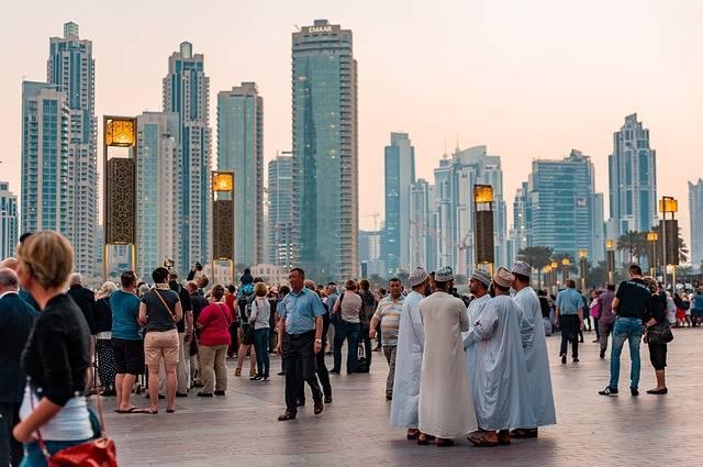 Downtown Dubai Uae - Free photo on Pixabay (638874)