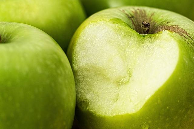 Apple Green Bite - Free photo on Pixabay (638937)