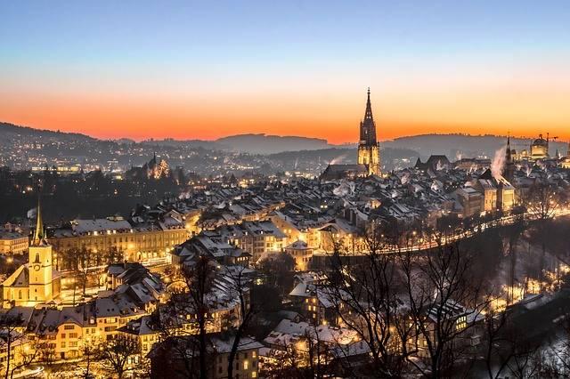 Bern Switzerland Rose Garden - Free photo on Pixabay (641829)