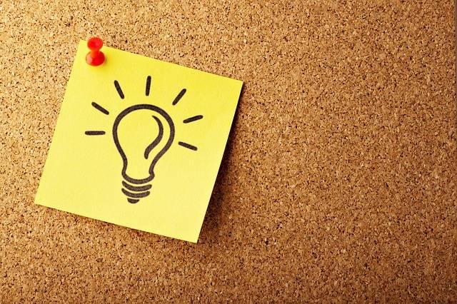 Lightbulb Concept Cork - Free photo on Pixabay (641942)