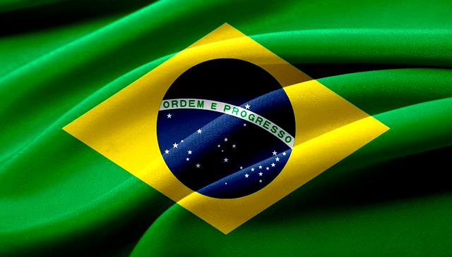 Brazil Flag Flags South - Free photo on Pixabay (643355)