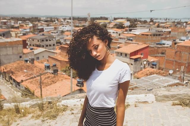 Girl Curly Hair Woman - Free photo on Pixabay (643357)