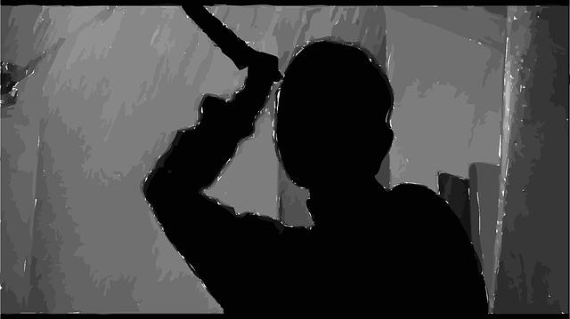 Psycho Shower Scene - Free vector graphic on Pixabay (644000)