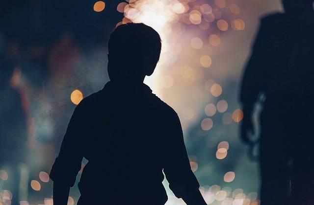 Boy People Silhouette - Free photo on Pixabay (644006)