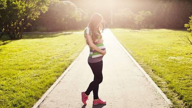 Pregnant Girl Woman - Free photo on Pixabay (644160)