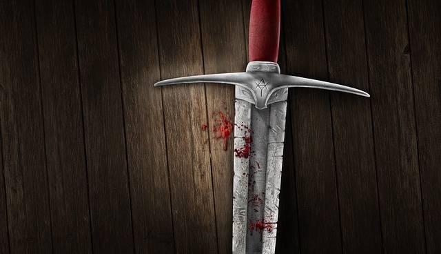 Sword Blood Background - Free image on Pixabay (644167)