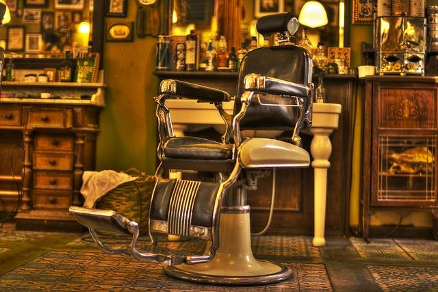 Barber Chair Salon - Free photo on Pixabay (644630)