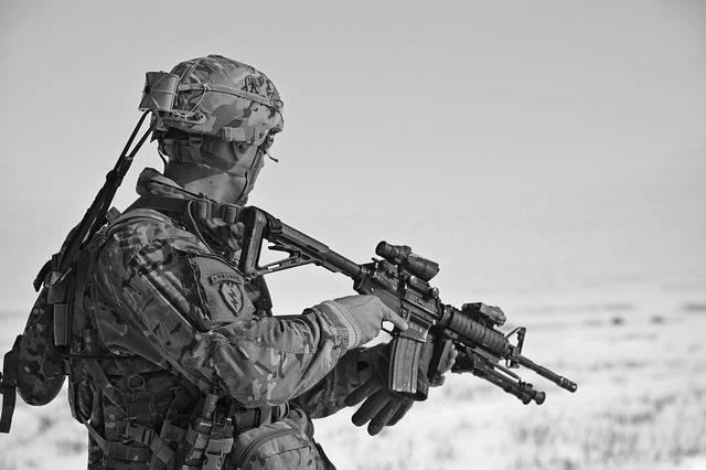 Soldier Uniform Army - Free photo on Pixabay (644989)