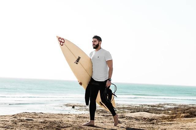 Surfer Surf Ocean - Free photo on Pixabay (647019)