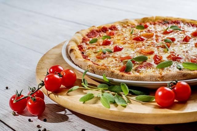 Piza Food Cheese - Free photo on Pixabay (648024)
