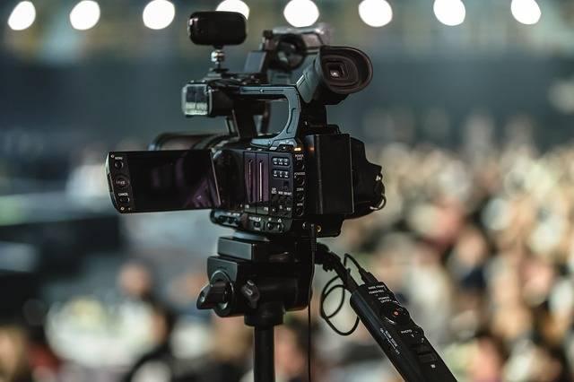 Lens Equipment Video Digital - Free photo on Pixabay (648243)