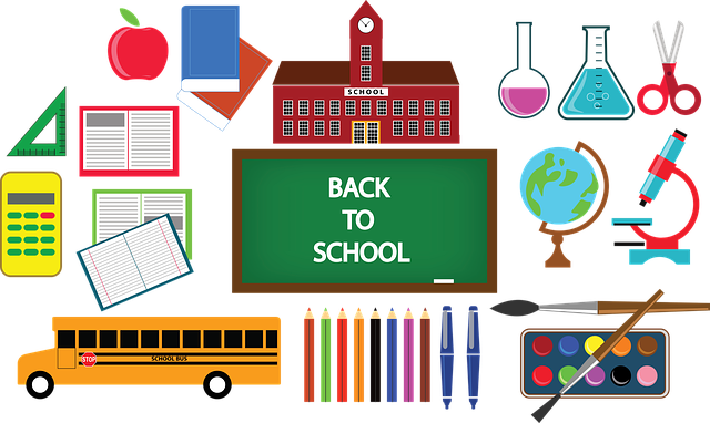 Education Back To School - Free vector graphic on Pixabay (649457)