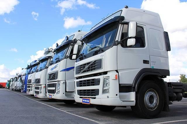 Truck White Vehicle - Free photo on Pixabay (649800)