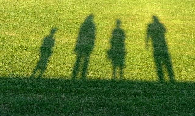 Travel Family Contour - Free photo on Pixabay (650067)