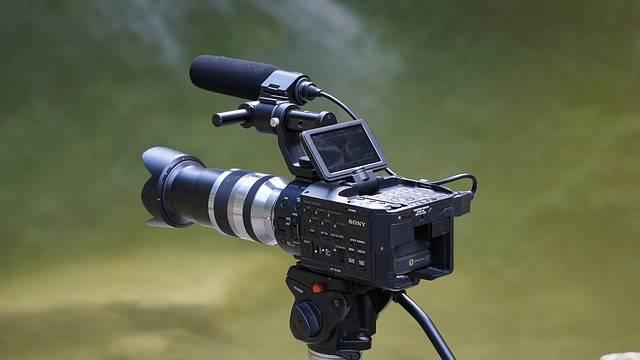 Camera Video Tv - Free photo on Pixabay (650670)