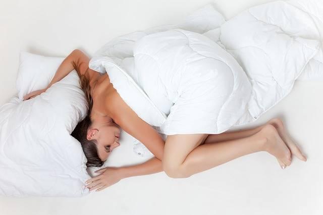 Bed Sleep Girl - Free photo on Pixabay (650819)