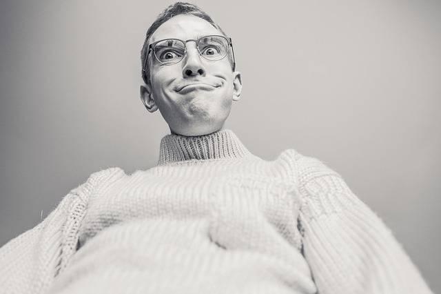 Man Silly Funny - Free photo on Pixabay (650826)
