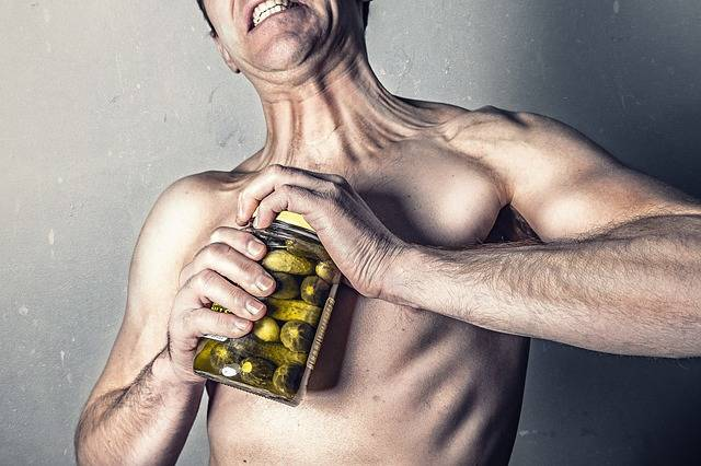 Man Muscle Fitness - Free photo on Pixabay (650836)