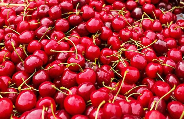 Cherries Sweet Heart - Free photo on Pixabay (651201)