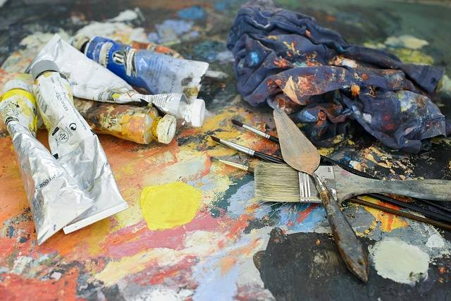 Painter Paint Artist - Free photo on Pixabay (655059)