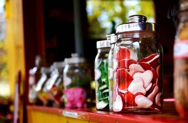 Fruit Jelly Candy Sweet - Free photo on Pixabay (655108)