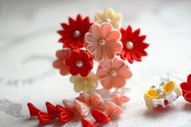 Kanzashi Hair Ornaments Kimono One - Free photo on Pixabay (655111)