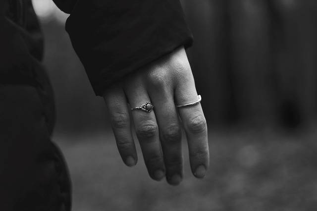 Hand Back Of The Finger - Free photo on Pixabay (655581)