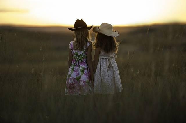 Sisters Summer Child - Free photo on Pixabay (656160)