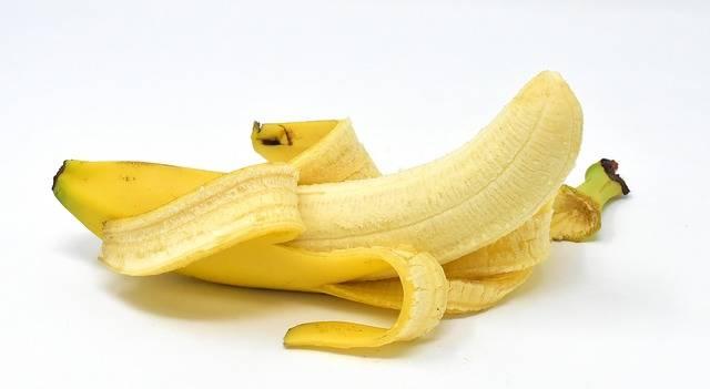Banana Delicious Fruit - Free photo on Pixabay (656280)