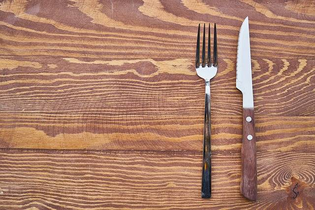 Food Fork Knife - Free photo on Pixabay (656823)