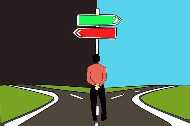 Decision Choice Path - Free image on Pixabay (658129)