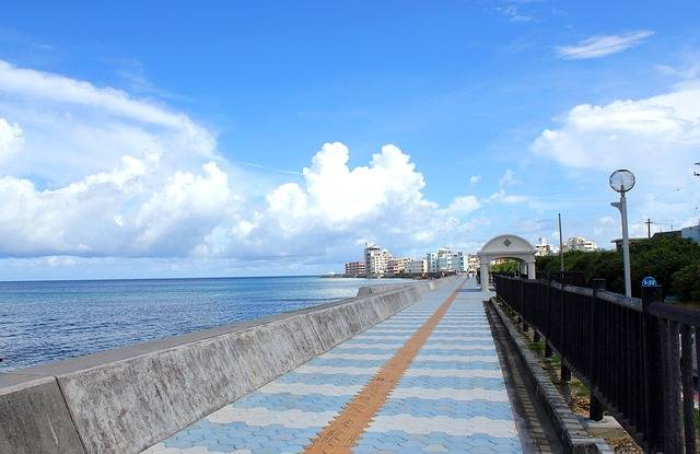 Blue Sky Sea Seaside - Free photo on Pixabay (658457)