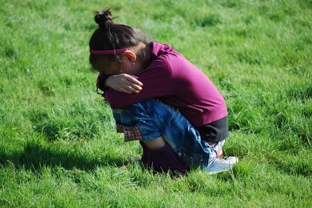 Crying Girl Young - Free photo on Pixabay (658461)