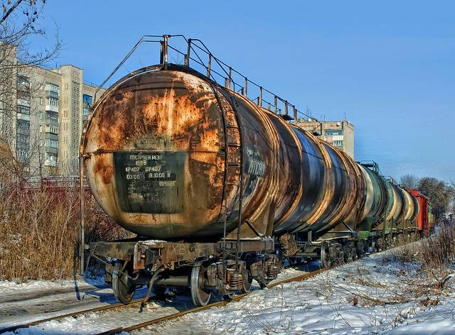 Ukraine Tank Cars Railroad - Free photo on Pixabay (658653)