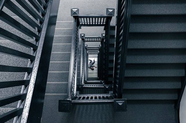 Staircase Body Corpse - Free photo on Pixabay (658663)