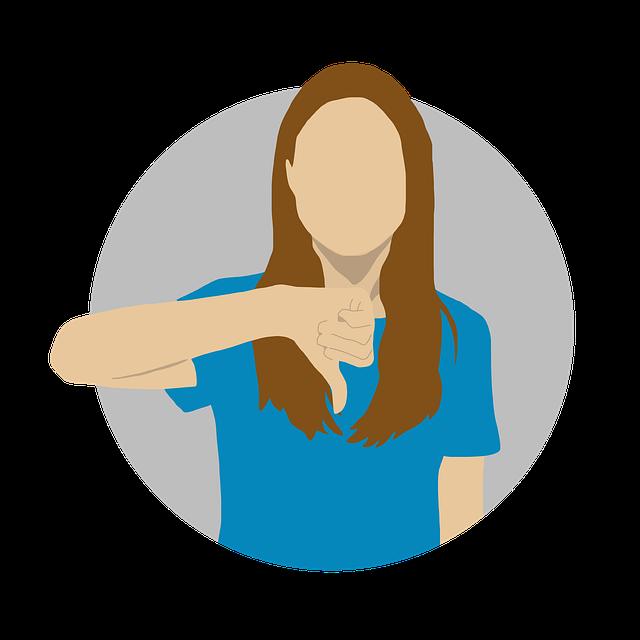 Thumbs Down Bad Dislike - Free image on Pixabay (659485)