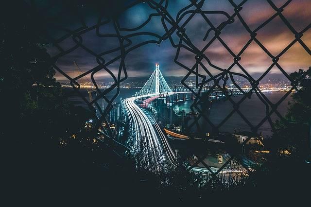 Mesh Night Fence - Free photo on Pixabay (660953)