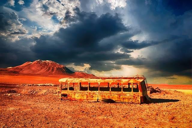 Abandoned Wreck Rusty - Free photo on Pixabay (662434)
