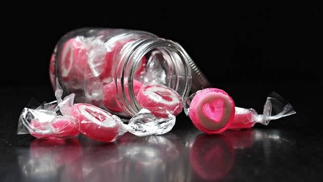 Candy Heart - Free photo on Pixabay (662522)