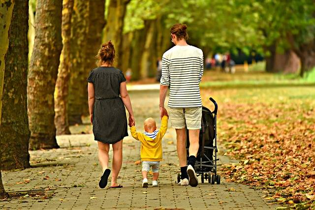 Woman Man Child - Free photo on Pixabay (662555)