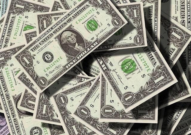 Dollar Currency Money - Free photo on Pixabay (662909)
