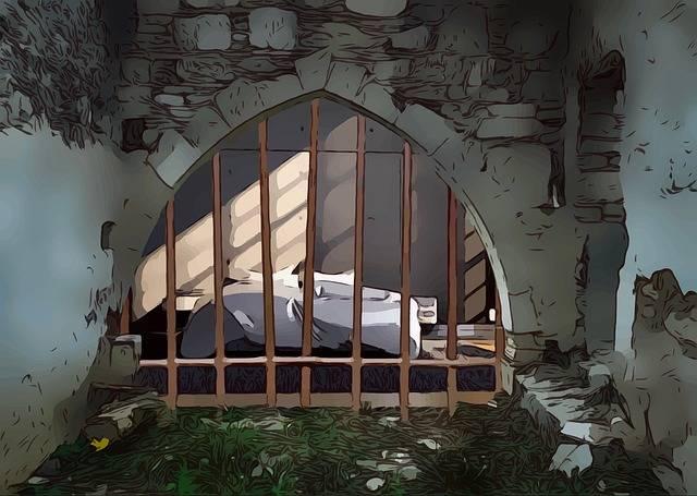 Prison Jail Prisoner - Free image on Pixabay (662946)