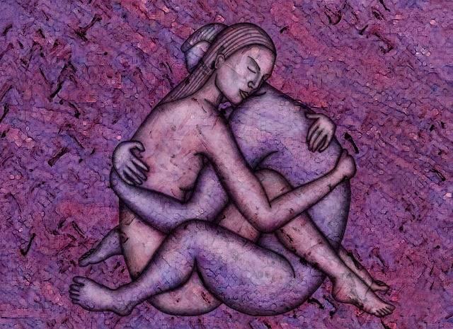 Illustration Drawing Naked - Free image on Pixabay (663149)