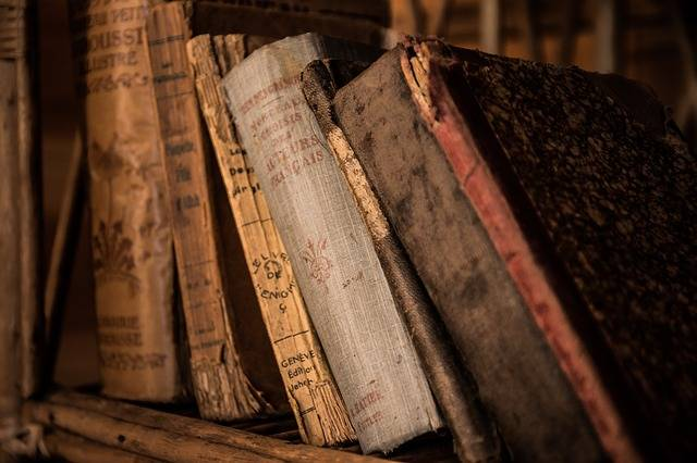 Old Books Book - Free photo on Pixabay (666605)