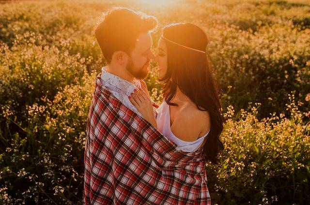 Affection Beard Beautiful Flowers - Free photo on Pixabay (666623)