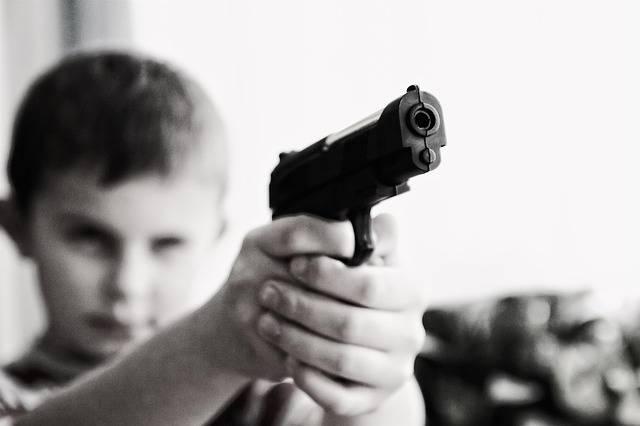 Weapon Violence Children - Free photo on Pixabay (666656)