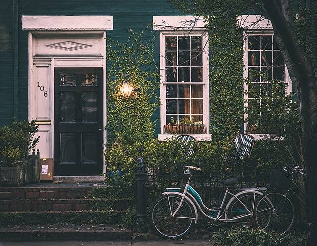 Vintage House Bicycle - Free photo on Pixabay (666828)